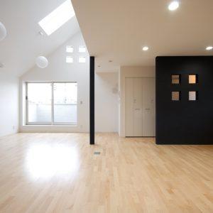 光の入る部屋1