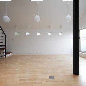 光の入る部屋3