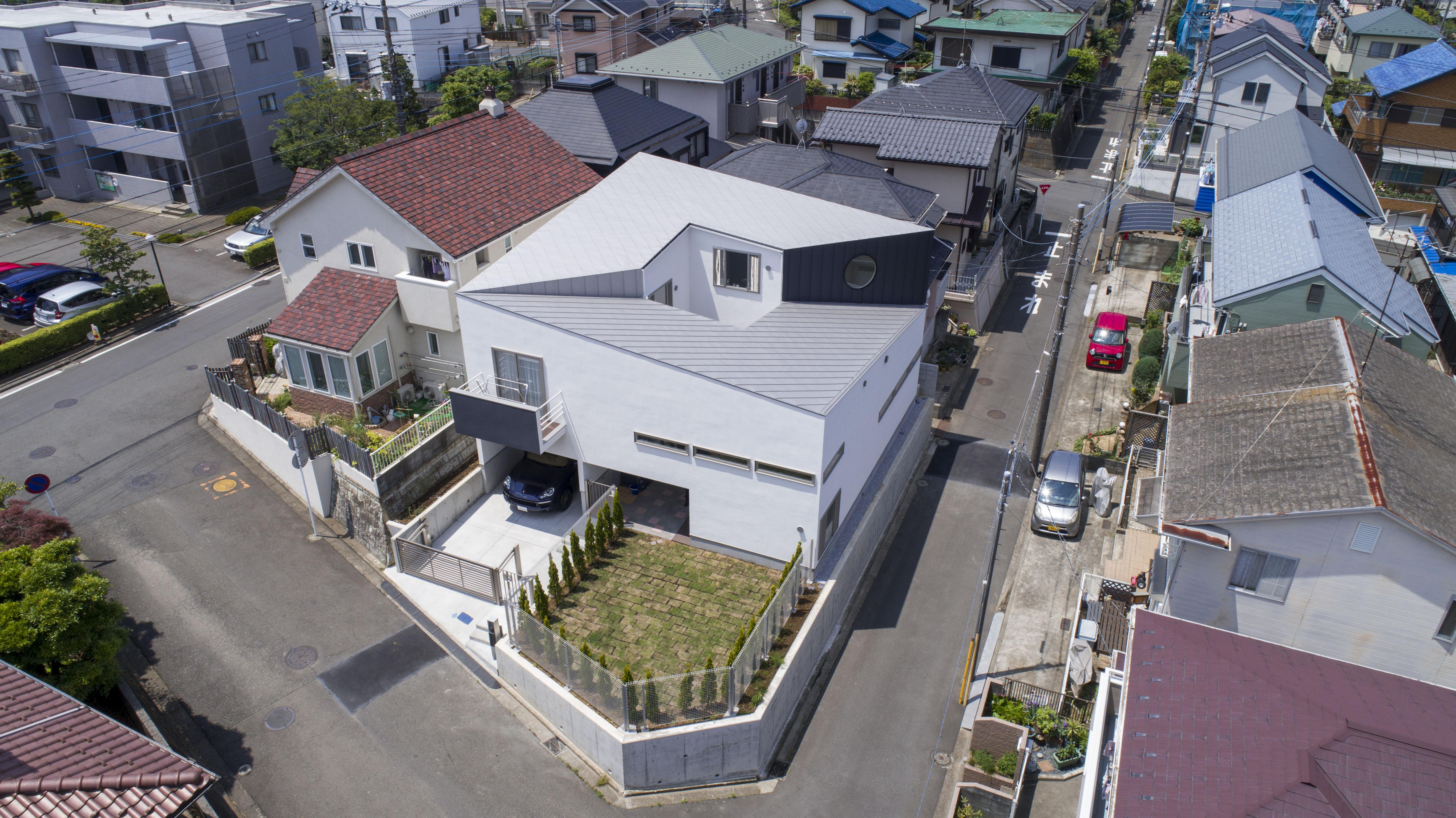 建築家と一緒の家づくり